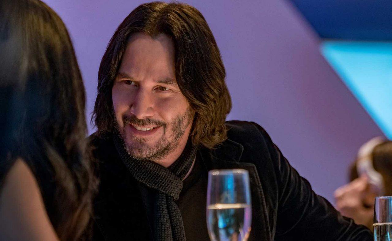 Keanu Reeves Netflix