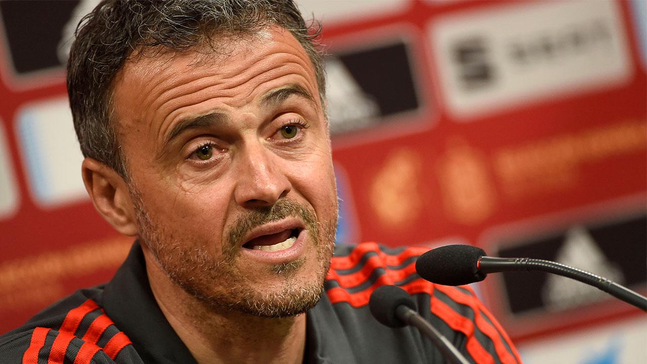 Luis Enrique regresa a la Selección de España tras duelo por su hija