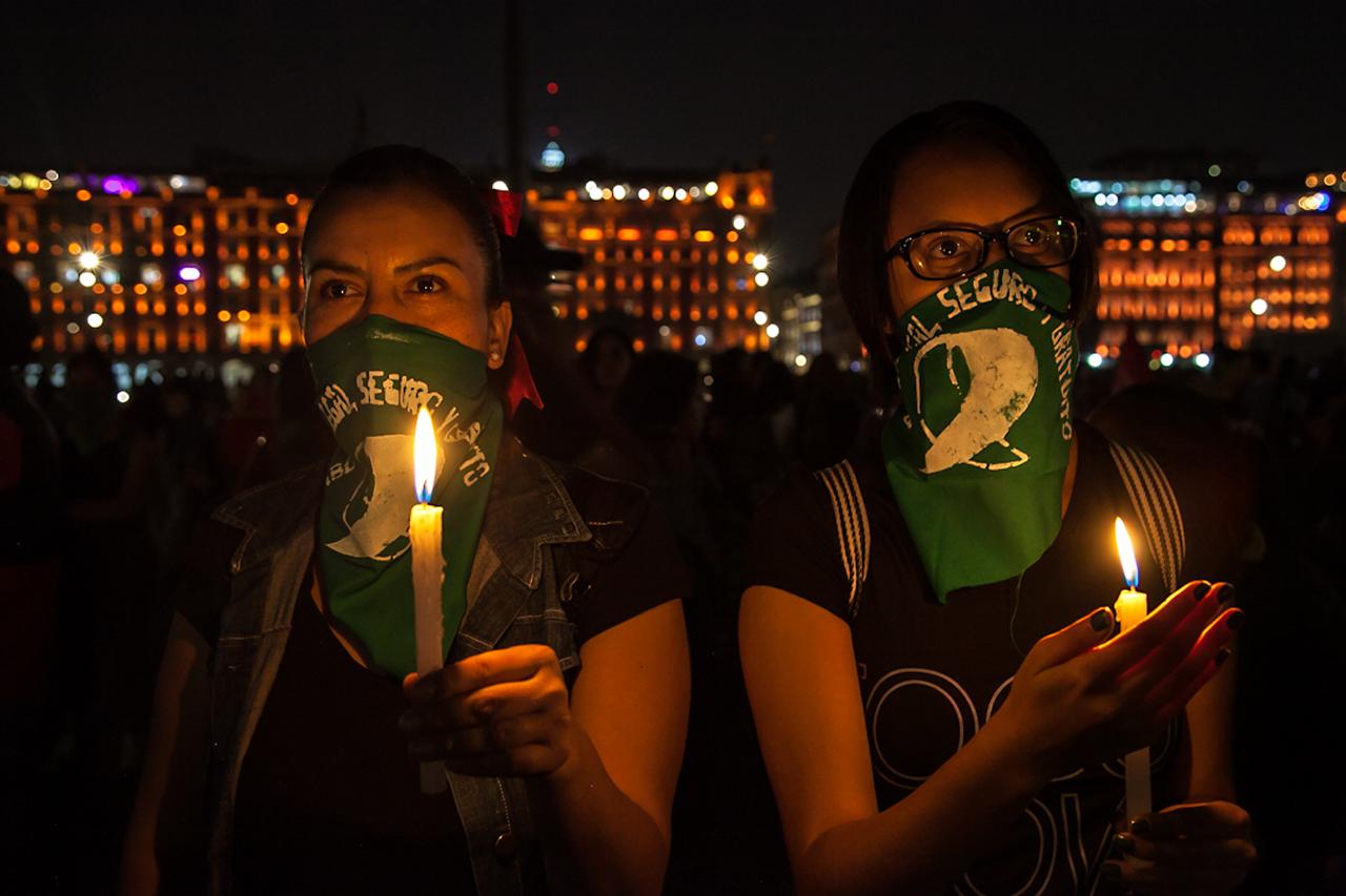Gobierno promete seguridad, equidad y salud universal sexual a mexicanas… a 2030