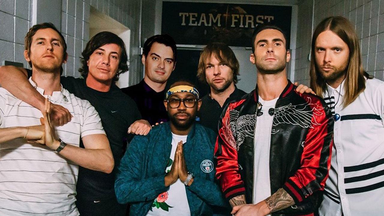 Maroon 5 anuncia concierto en la Ciudad de México