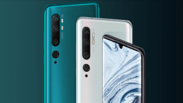 Xiaomi lanza primer smartphone con cámara de 108 megapixeles
