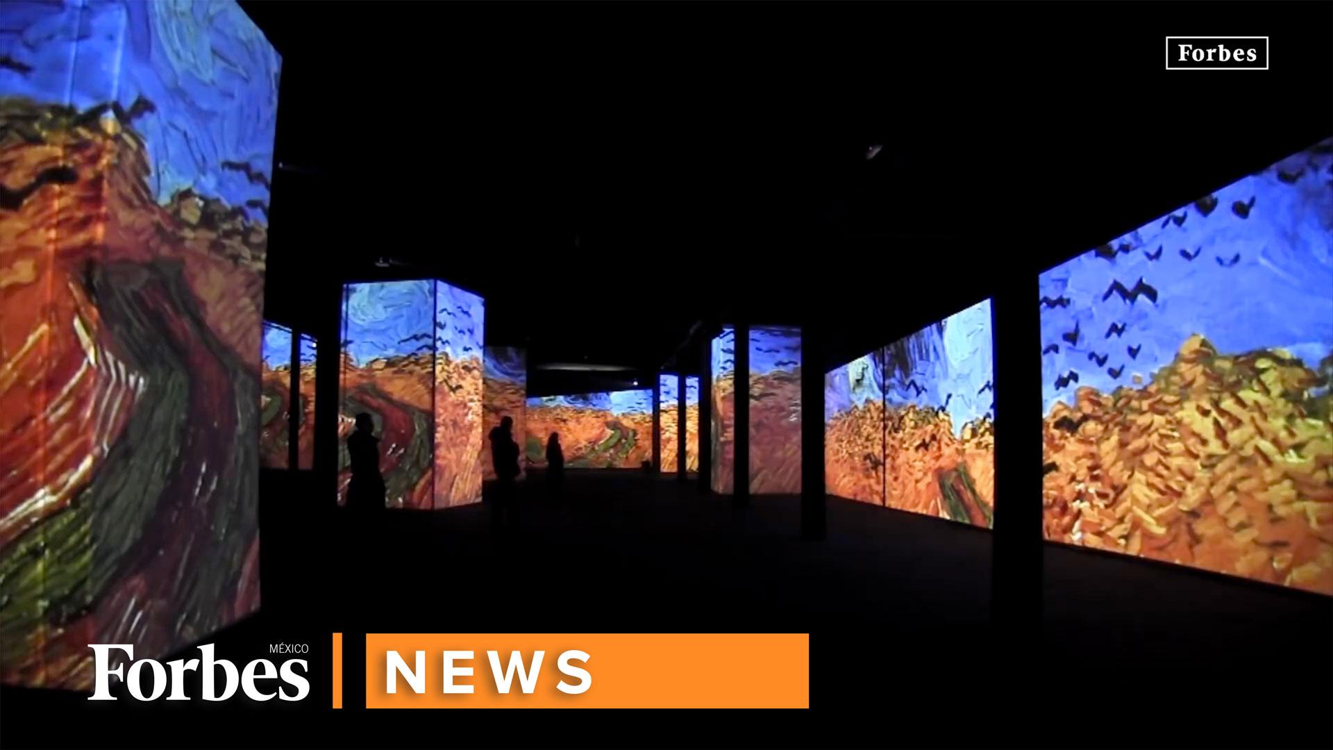 Van Gogh Alive: ¿cuánto te costará entrar a esta mega exposición?