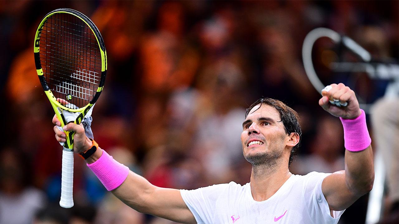 Rafael Nadal disputará el Abierto Mexicano de Tenis en 2020