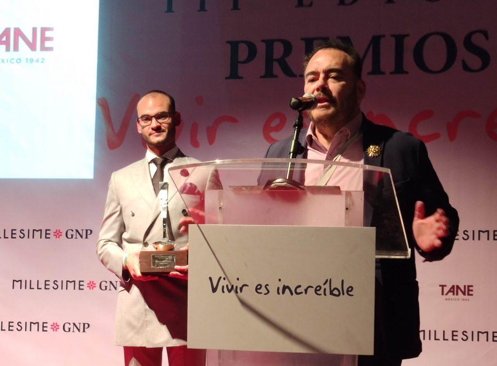 Premios Millesime GNP Vivir es Increíble 2019