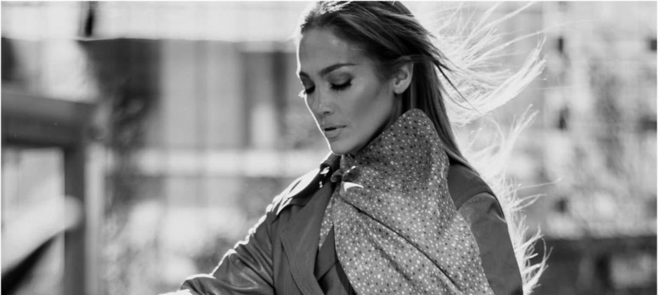 Jennifer Lopez es la nueva imagen de Coach