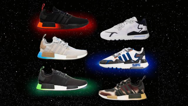 Star Wars Adidas colección de tenis