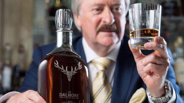botellas de whisky The Dalmore 40 y 45