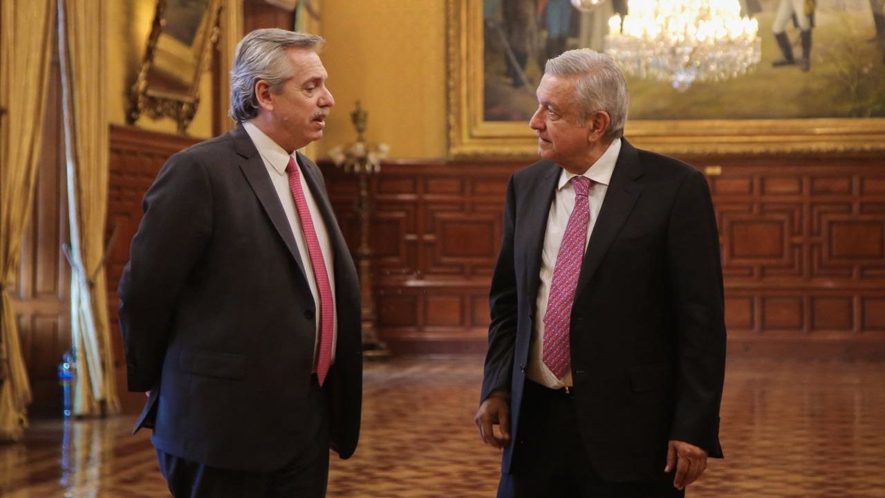 México y Argentina buscan afianzar histórica alianza con visita de Férnandez