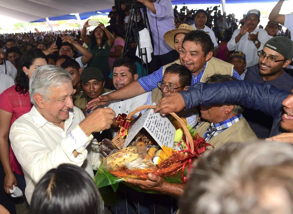 Comunidades indigenas exigen consulta por Tren Maya