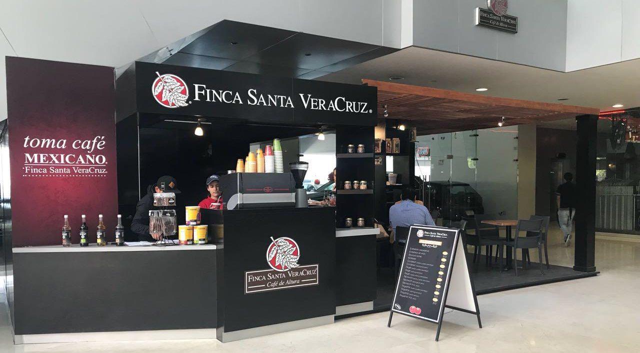 Finca Santa VeraCruz quiere prepararte el café en tu escritorio