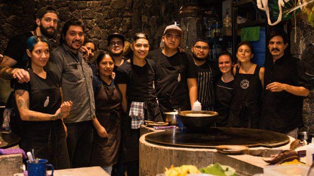 'Expendio de Maíz' es el Best New Bistro de la Ciudad de México