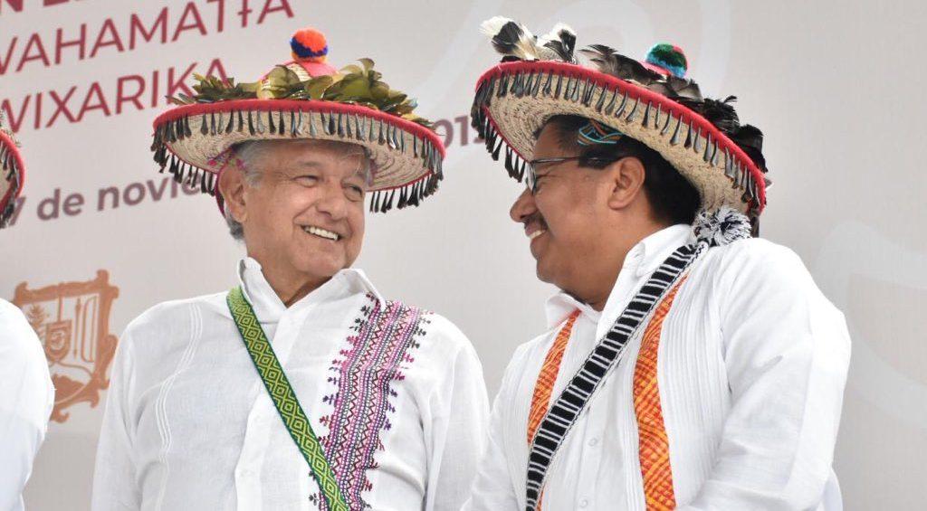 Indígenas reciben pensiones a los 65 años, no indígenas a los 68: AMLO