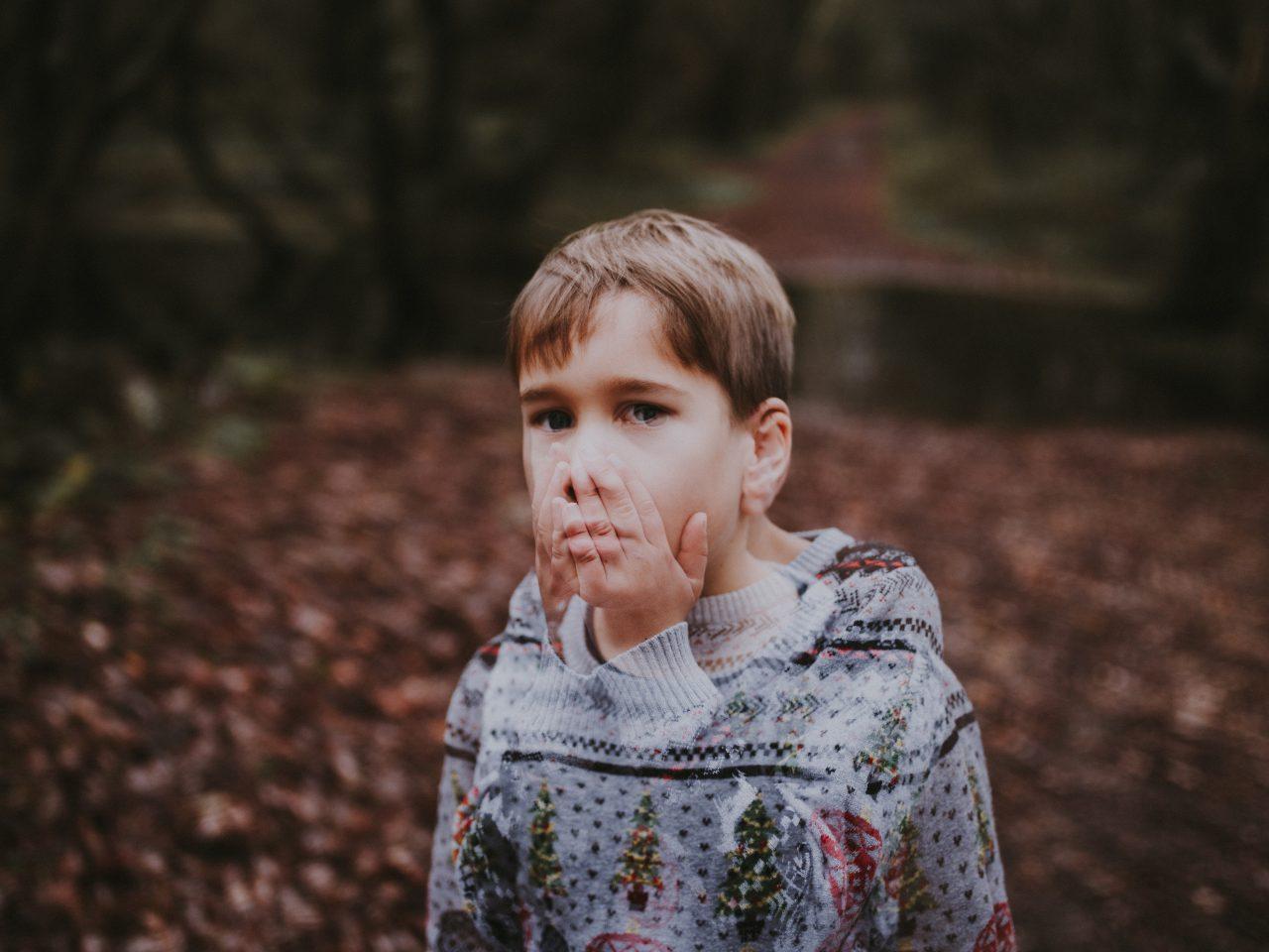 Los niños ante la violencia e inseguridad, ¿qué hacer?