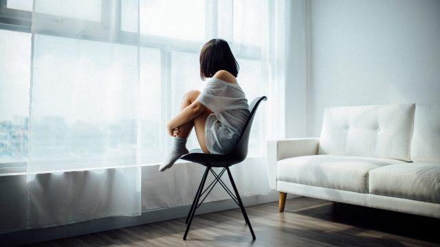 estrés depresióm-soledad