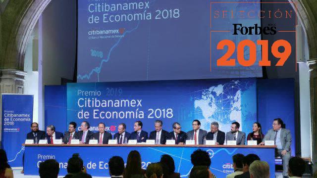 Selección Forbes 2019 | Citibanamex premia trabajo en el que se apoyó Arturo Herrera en reuniones del FMI y BM
