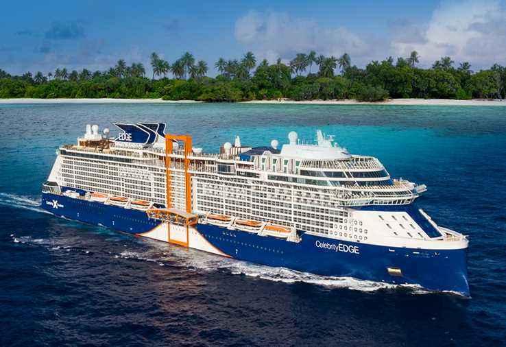 Celebrity Cruises anuncia crucero al mando de mujeres