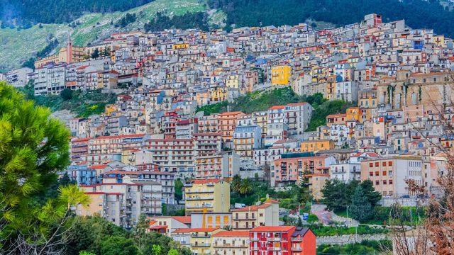 Cammarata-Italia