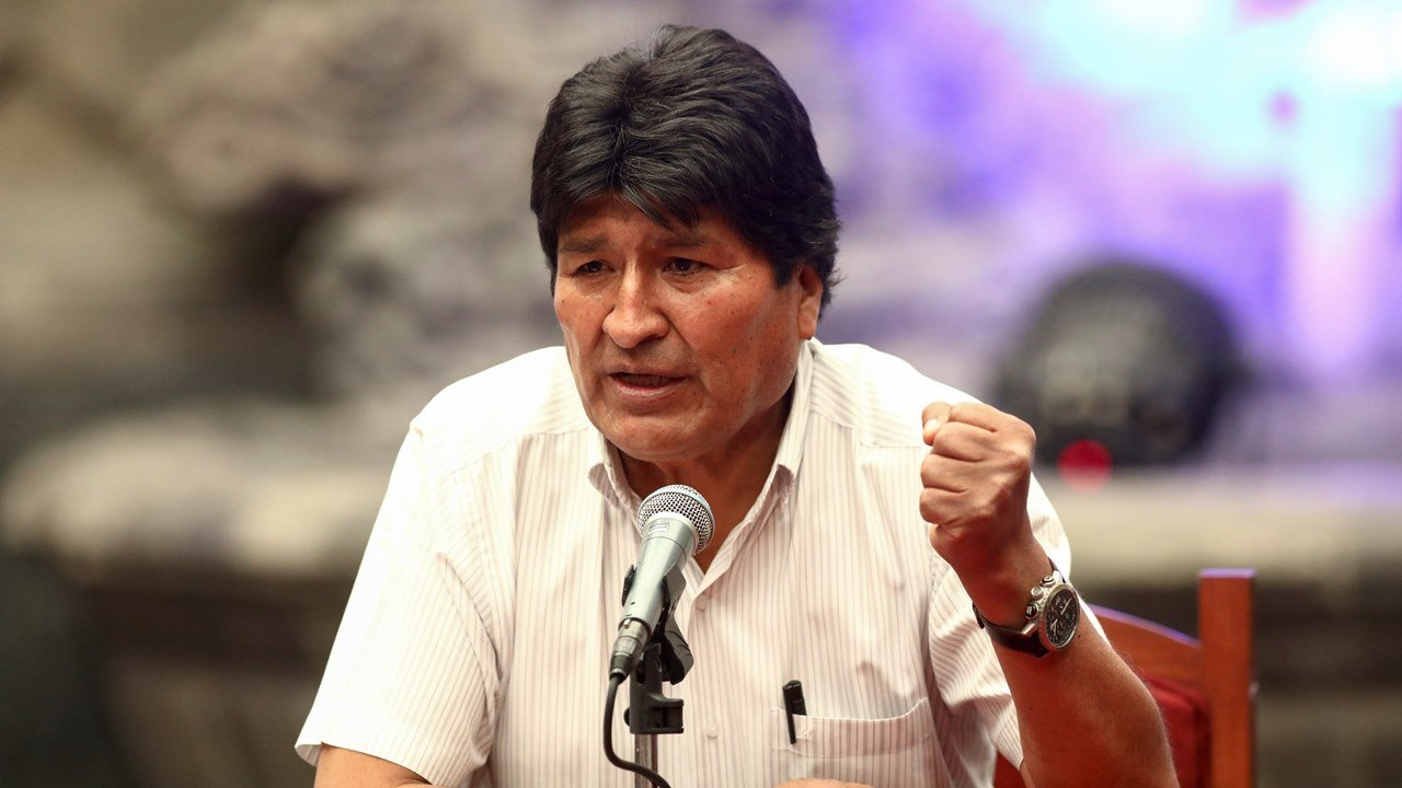 Se confirma golpe de Estado con Janine Áñez en presidencia: Evo Morales