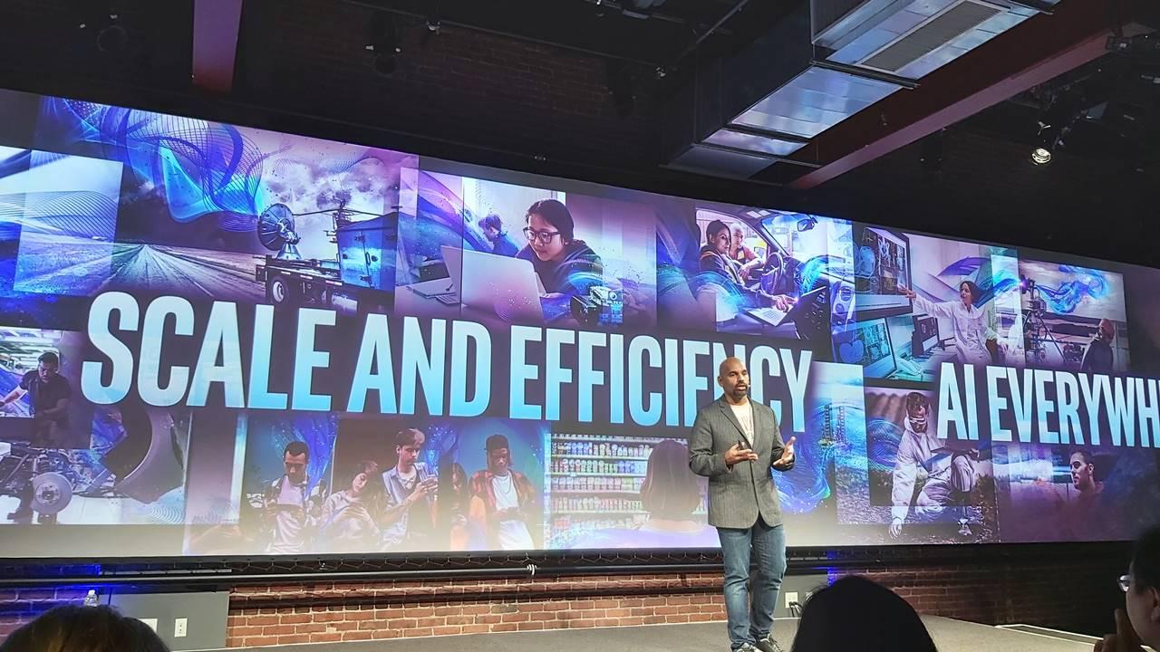 Inteligencia artificial nos permitirá hacer todo lo que hoy no es posible: Intel