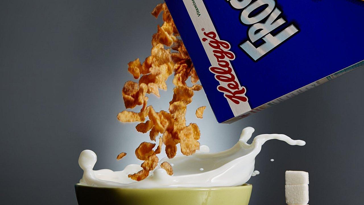 Acusan a Kellogg's de reducir nutrientes de las Zucaritas y otros cereales