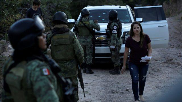 Familia LeBarón: FGR, en espera de investigar el caso