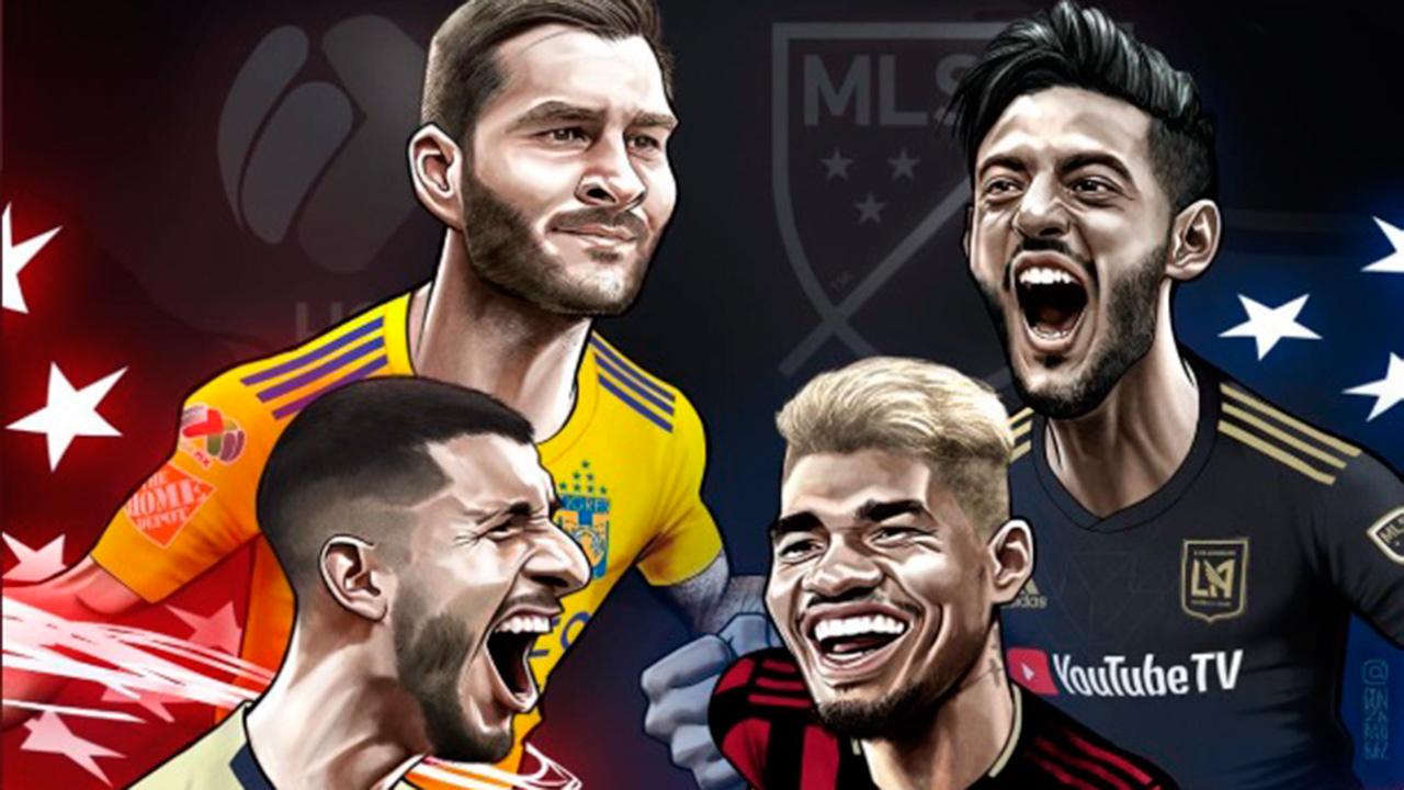 Liga MX y MLS oficializan Juego de Estrellas para 2020