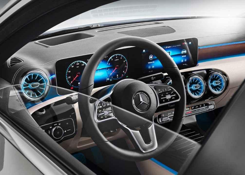 Mercedes Benz Clase A Sedán