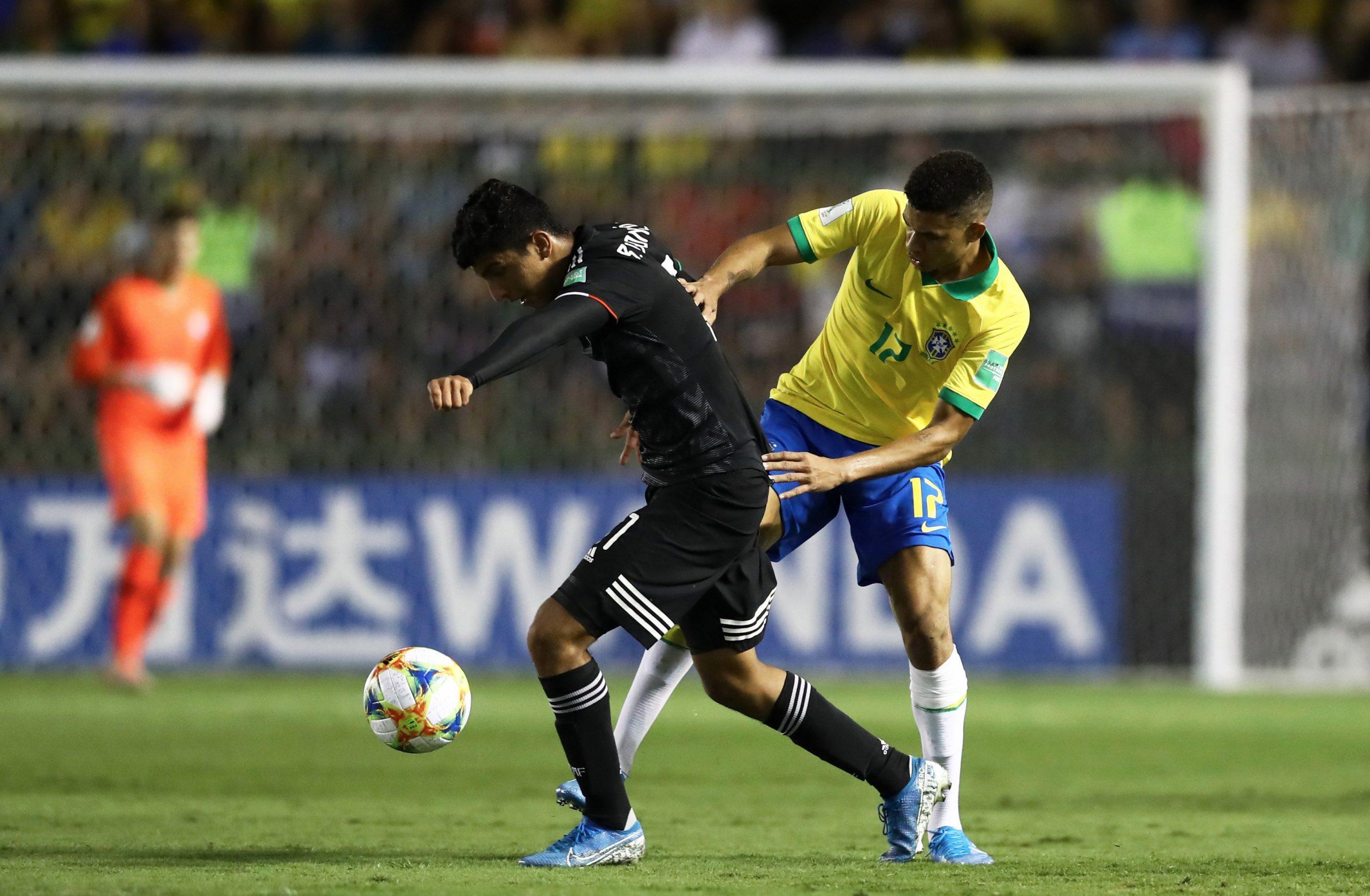 México cae 2-1 contra Brasil en final Sub-17 y reviven el #NoEraPenal