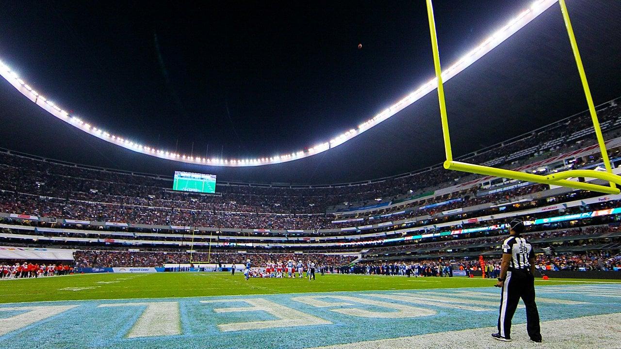 NFL confirma partidos en México para los próximos dos años
