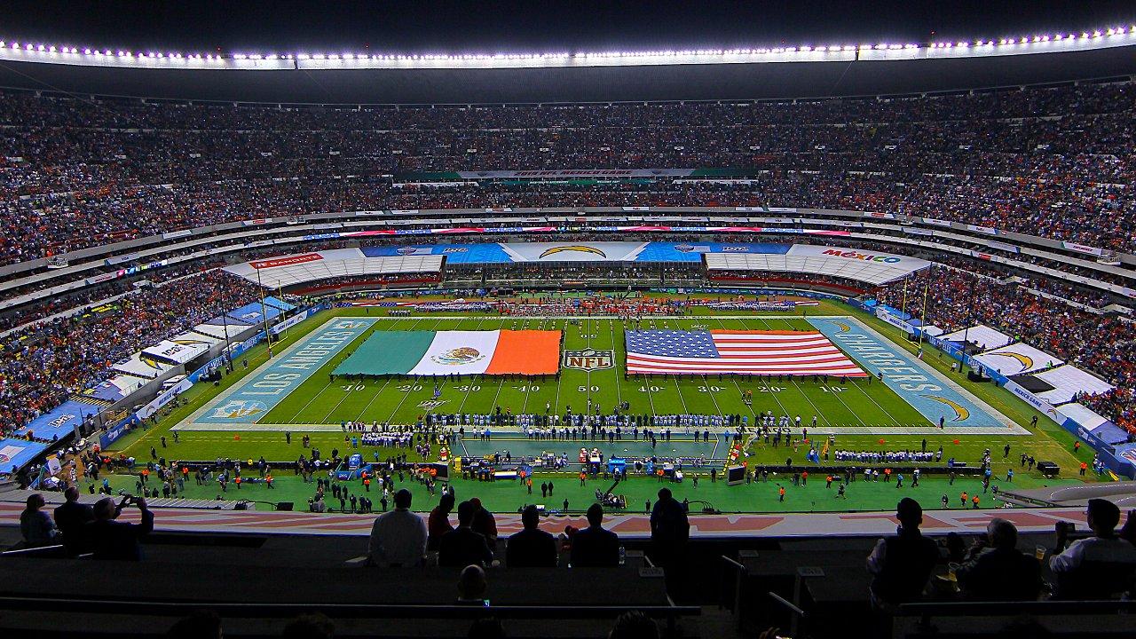 NFL pospone juego en México para el siguiente año por pandemia