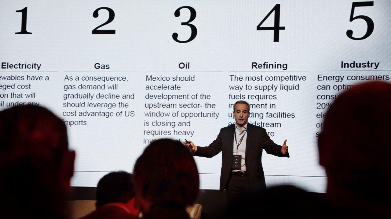 Sector energético en México, con oportunidades de 36,000 mdd: McKinsey & Company