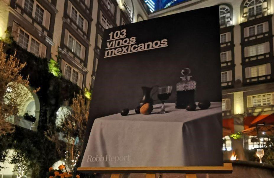'103 Vinos Mexicanos' revela las notas de una industria robusta y brillante
