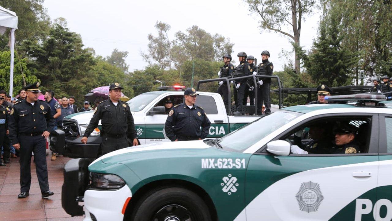 Sueldo de policías de la CDMX aumentará 9%