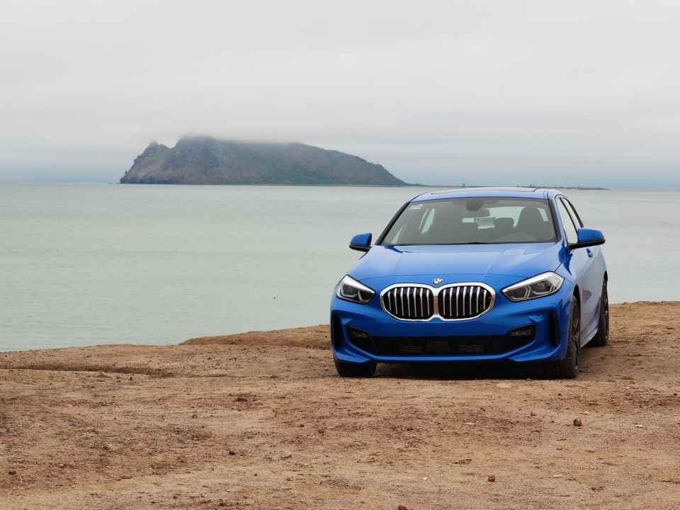 BMW Serie 1 llega a México cargado de innovaciones