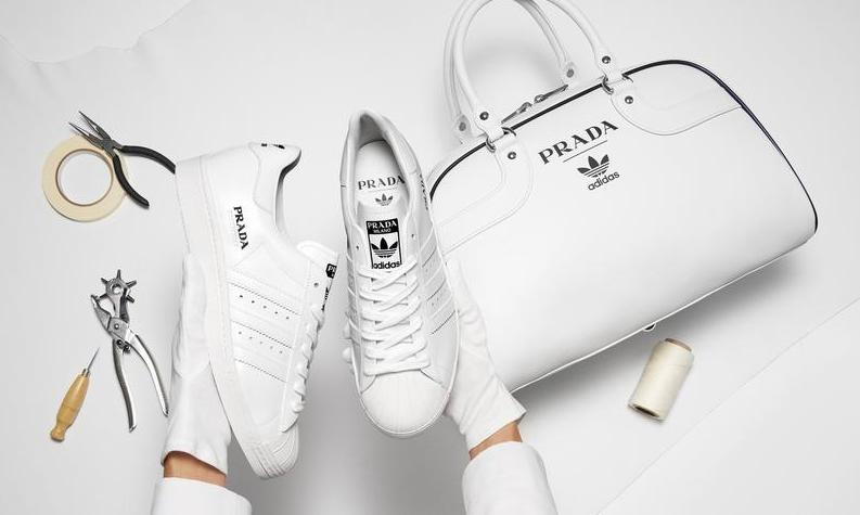 Prada x Adidas, la colección cápsula que estabas esperando