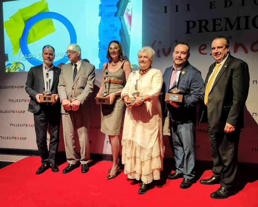 Millesime entrega los premios 'Vivir es Increíble'