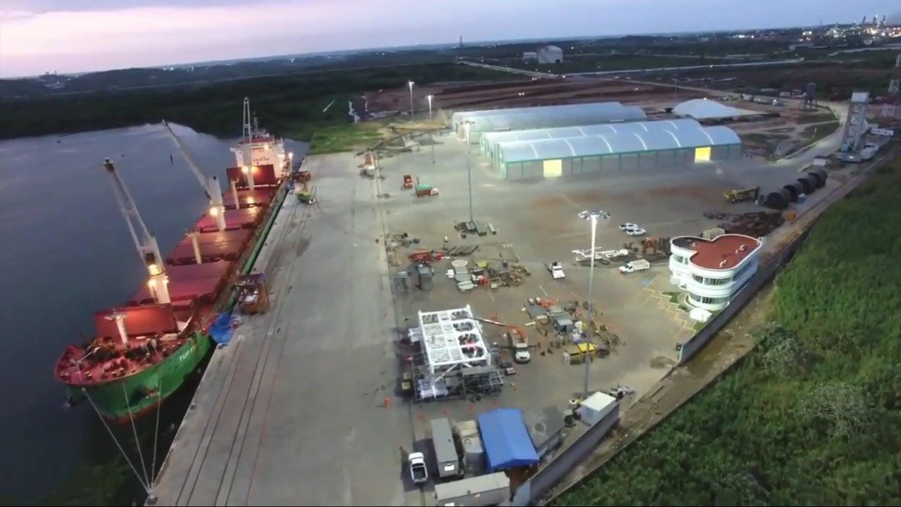 Singapur ayudará a administración de puertos del Istmo de Tehuantepec