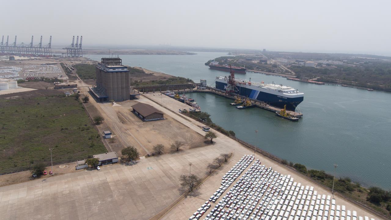 Garantiza SCT flujo marítimo de mercancías al sumarse a iniciativa mundial