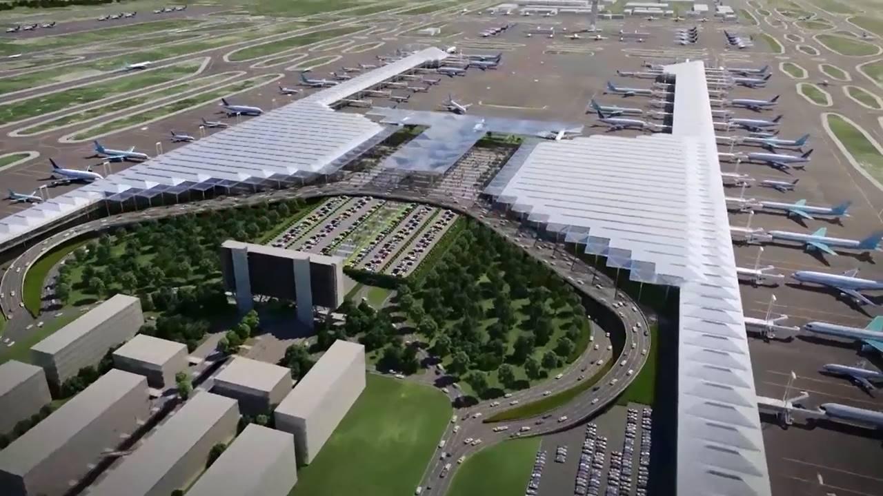 Con aeropuerto en Santa Lucía se ahorrarán 23 mil mdp: Sedena