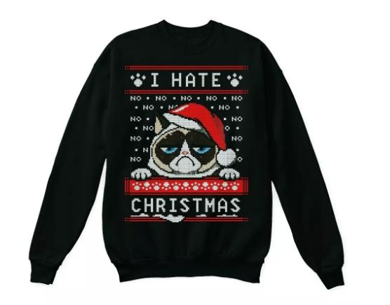 Cómo elegir el Ugly Christmas Sweater perfecto para ti