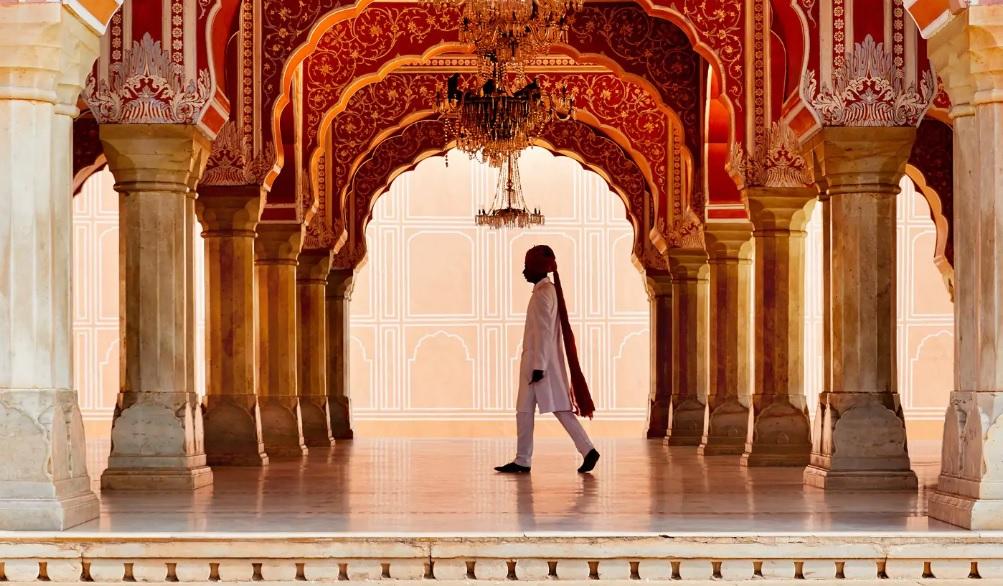 Cuánto cuesta pasar una noche en el Palacio de Jaipur, en India