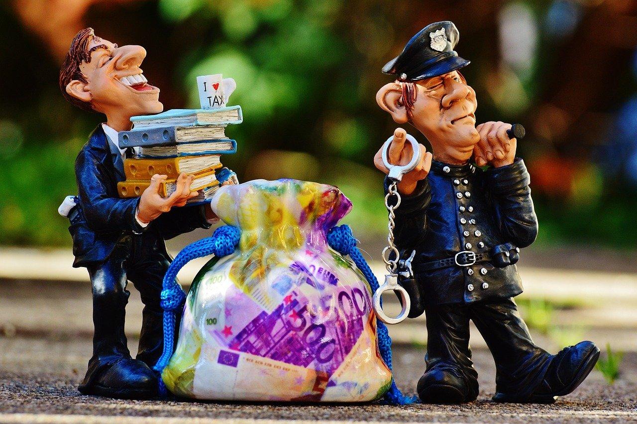 Psicología de la corrupción, el deseo insaciable de poseer cosas