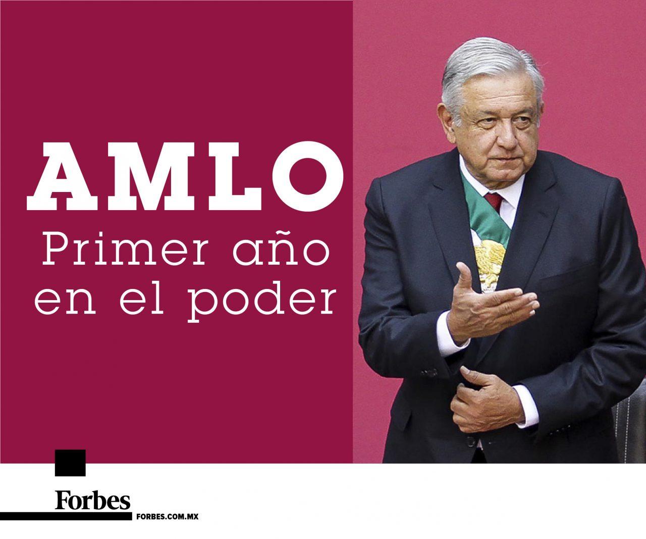 Mesa de análisis: Forbes evalúa el primer año de AMLO como presidente