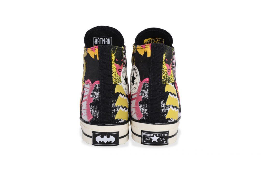 Converse lanza colección de tenis inspirada en Batman