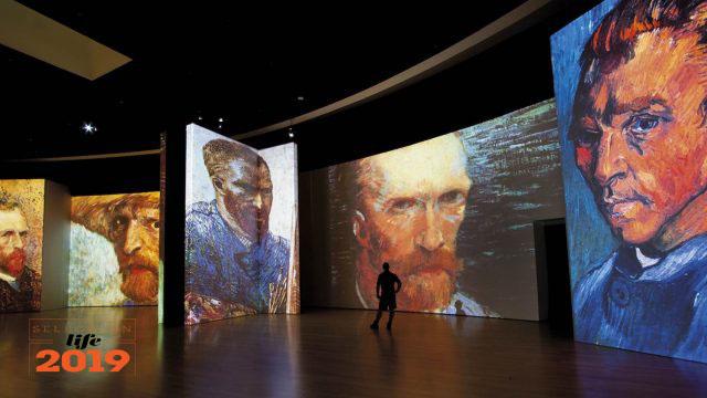 Foto: Van Gogh Alive México.