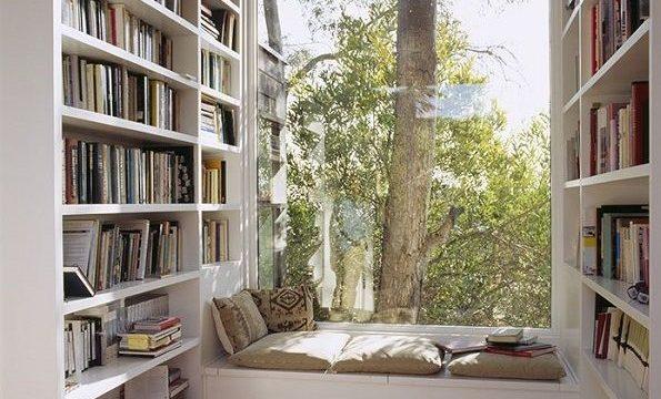 Espacios para leer lectura