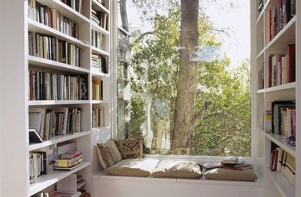 Cómo crear el espacio de lectura perfecto en casa