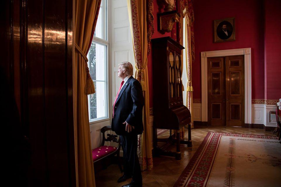 """""""Serán dos semanas difíciles, habrá muchas muertes"""": Trump"""
