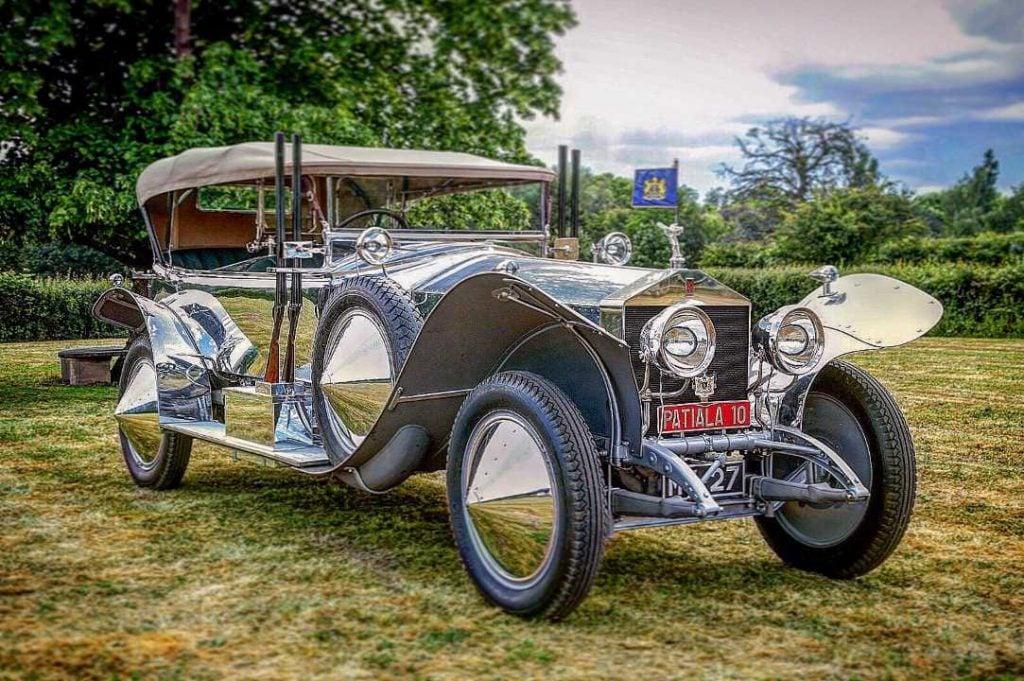 1919 Rolls-Royce Silver Ghost Torpedo Skiff