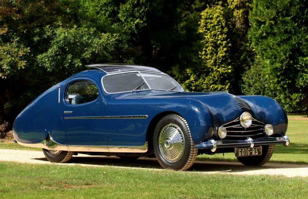 1948 Talbot-Lago T26 Grand Sport ok